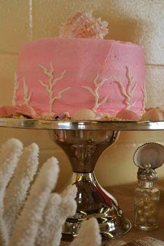 The Farrier's Daughter: Elegant Mermaid Birthday Party