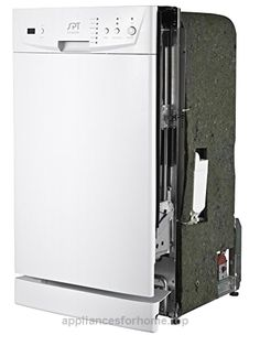 SPT SD-9252W Energy Star 18″ Built-In Dishwasher, White  Check It Out Now     $312.99    The 18 built-in dishwasher is a great addition to any home with its 8 place settings It takes up minimal space and f ..  http://www.appliancesforhome.top/2017/03/16/spt-sd-9252w-energy-star-18-built-in-dishwasher-white/