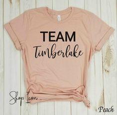 4a08ebaa Team Timberlake shirt justin timberlake concert shirt | Etsy Concert Shirts,  Justin Timberlake Concert,