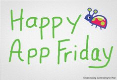 Join us every Friday for App Friday with great deals on fantastic kids apps.     http://www.facebook.com/AppFriday
