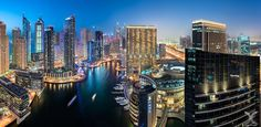 Dubai Marina by Daniel Cheong #xemtvhay