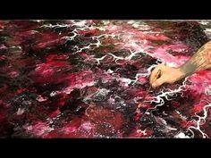 Acrylicmind | Fluid Acrylic Art - Eric Siebenthal - Acrylicmind.com