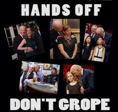 Joe 'The Creeper' Biden