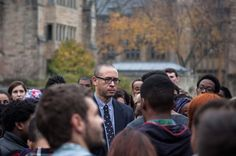"""By now, you've probably seen the video of a Yale student yelling at a professor, the Facebook post about a """"white girls only"""" party, or the…"""