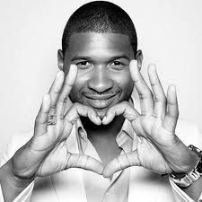 I don't care. No matter how old he is, Usher is still sexy!!