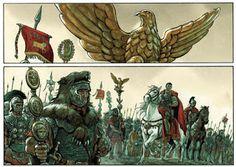 La religión en las legiones romanas