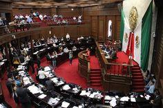 El pleno de la 73 Legislatura aprobó el dictamen mediante el cual no se aprueba la Cuenta Pública de las Haciendas Municipales de 107 ayuntamientos, quedando pendientes seis, de los ...