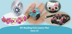 Bead Free Tutorials Beginners | The tutorials range from beginner to advanced so there is something ...
