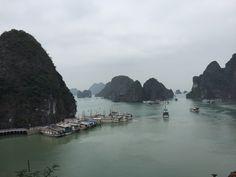 Halong Bay., Vietnam