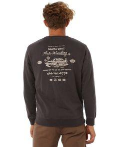 Buy NOW!   O'neill Service Mens Crew Fleece Black http://www.fashion4men.com.au/shop/surfstitch/oneill-service-mens-crew-fleece-black/ #Black, #Crew, #Fleece, #Jumpers, #MenS, #Oneill, #Service, #SurfStitch