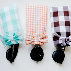 Sew a cute case for your sunglasses with this simple tutorial!