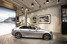 Erster Mercedes me Store in Hamburg eröffnet