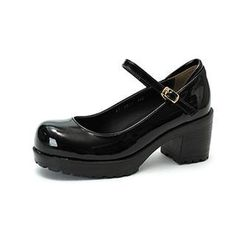 Buy 'MODELSIS – Platform Heel Mary Jane Pumps ' with Free International Shipping at YesStyle.com. Browse and shop for thousands of Asian fashion items from South Korea and more!