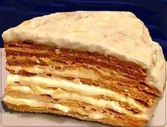 Удивительно вкусное лакомство, торт готовится из заварного теста и крема, имеет чудесный аромат и уникальный вкус – он просто таит во рту. Ингредиенты:Тесто:- 3 ст. ложки меда- 150 гр сахара- 3 ст. …