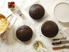 Naked Cake: a massa do bolo
