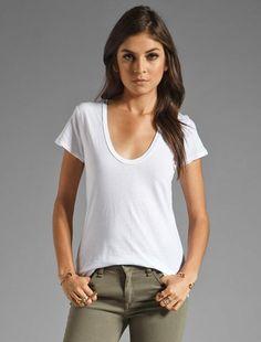 sarah richardson design our fave white tshirt nicole james perse