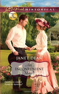 Buy An Inconvenient Match (Mills & Boon Love Inspired Historical) by Janet Dean and Read this Book on Kobo's Free Apps. Discover Kobo's Vast Collection of Ebooks and Audiobooks Today - Over 4 Million Titles! Historical Romance Novels, Historical Fiction, I Love Books, Books To Read, Unexpected Love, Army Love, Fiction Books, Inspiration, Free Apps
