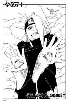 Naruto Manga 357 Español Online HD Descargar Gratis