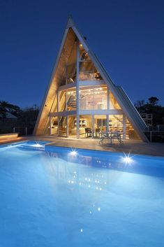 A-Frame Rethink by Bromley Caldari Architects (27)