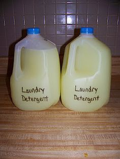 Laundry Detergent-1 cup Borax  1 cup Washing Soda  1/2 bar Fels-Naptha SoapGrate half of your bar of soap into the stockpot.  Add 1 gallon of water and heat on stove top until the soap flakes are dissolved.Add the Borax and Washing Soda and bring to a boil.Add 1 gallon of cold water.  Let the detergent cool, but not so long that it coagulates