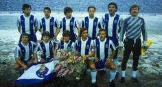 FC.Porto en 1987 avec rabah MADJER (Coupe Intercontinentale)