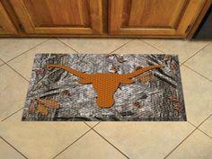 """Texas Scraper Mat 19""""x30"""" - Camo"""