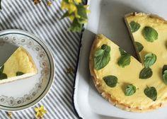 Cheesecake s grepovou polevou