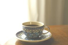Lover of The Light. I love this picture of the tea cup. So peaceful