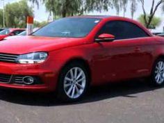 Volkswagen Certified   2012 Volkswagen Eos Lunde's Peoria Volkswagen   P...