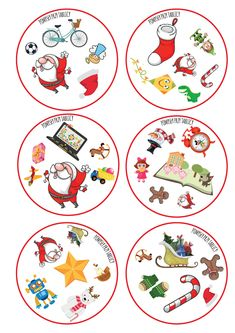 Dobble Christmas and toys