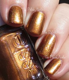 Essie Fall 2015 Leggy Legend Collection: My Picks Swatches