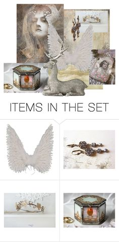 """""""Heavenly elegance"""" by laurus-art ❤ liked on Polyvore featuring art, Elegance and LaurusArt"""