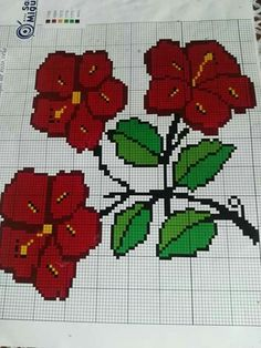 Ely, Cross Stitch, Cross Stitch Rose, Embroidery Stitches, Flowers, Pillows, Napkins, Board, Crossstitch