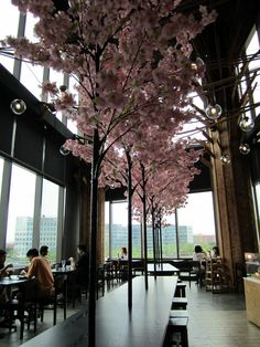 A #Japanese themed food court in #Singapore