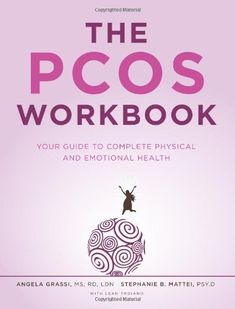 The PCOS Workbook: Your Guide to Complete Physical and Emotional Health by Angela Grassi, http://www.amazon.com/dp/0615217842/ref=cm_sw_r_pi_dp_IJsPqb15Z0QGG.  A MUST HAVE for anyone with PCOS!