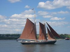 Tall Ship - Roseway - She will be in Savannah for the Tall Ships Challenge in May!!