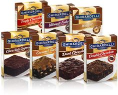 how to make ghirardelli brownies better