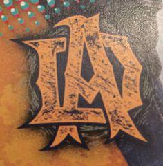 Dean Ambrose logo 3 -WWE