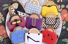 Eleni's New York - Designer Handbags Cookie Gift Set