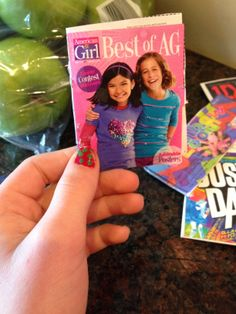 Check out this wonderful website for american girl doll crafts www.agdollscrafts.weebly.com