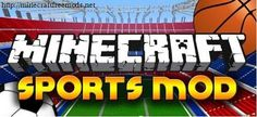 Sports Mod Minecraft 1.5.2 | Minecraft Free
