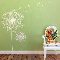 Dandelion Wall Decal - So cute