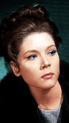 Diana Rigg, On Her Majesty's Secret Service. Canadian Actresses, English Actresses, Actors & Actresses, James Bond Women, Diana Riggs, Dame Diana Rigg, Avengers Girl, Uk Tv Shows, Anne Francis