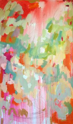 """Michelle Armas, Slightly, 36"""" by 60"""" gallery wrap"""