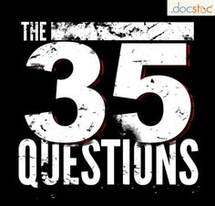 35 Questions That Will Change Your Life - Forbes. Very good questions. Some to definitely make you think about life.