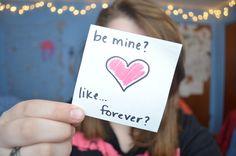 be mine. ♡