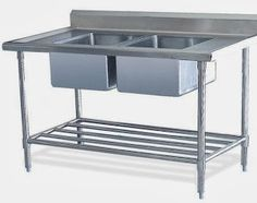 2-Compartment-Sinks-With-Bar-Type-Under-Shelves