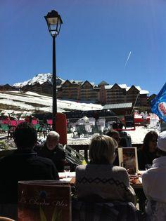 Última foto em Valmeinier!  #férias #alpes #frança #felicidade #viagem #msctrips  Last pic in Valmeinier! #holidays #frenchalps #valmeinier #weheartit #happiness #trips