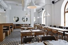 Intro restaurant and night club by Joanna Laajisto, Kuopio – Finland