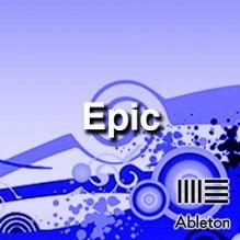 Epic Ableton Live, Templates, Stencils, Vorlage, Models
